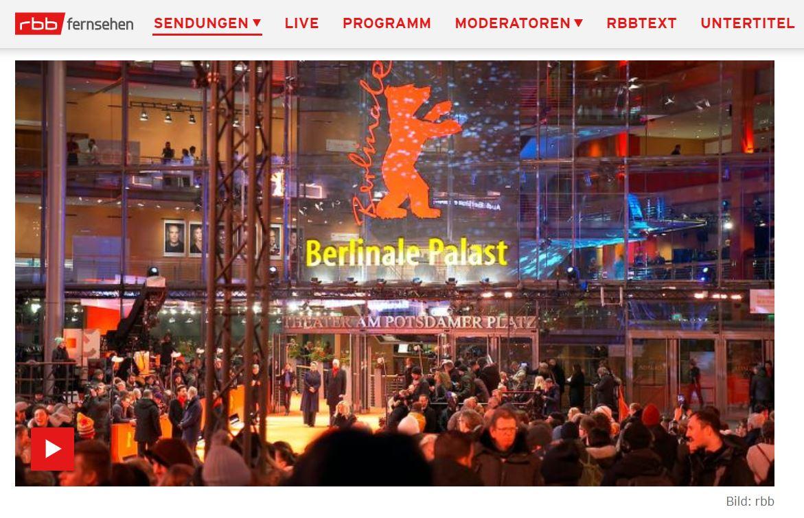 RBB-Doku: Im Reich der Filme - Die Berlinale und ihre Geschichte