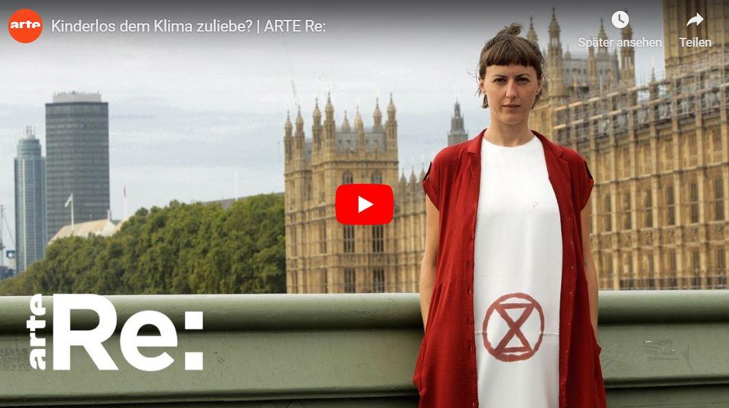 ARTE-Reportage: BirthStrike - Kinderlos dem Klima zuliebe?