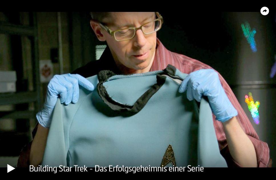ARTE-Doku: Building Star Trek - Das Erfolgsgeheimnis einer Serie