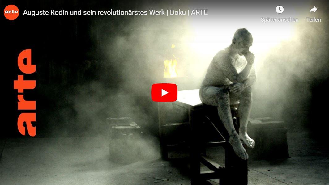 ARTE-Doku: Das Höllentor - Auguste Rodin und sein revolutionärstes Werk