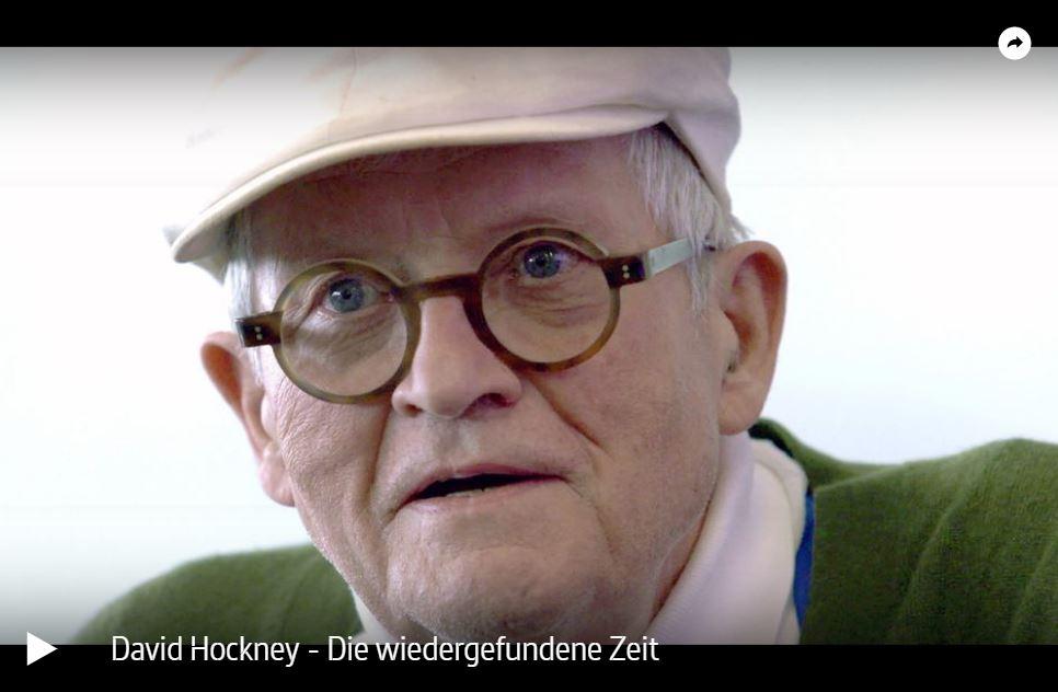 ARTE-Doku: David Hockney - Die wiedergefundene Zeit