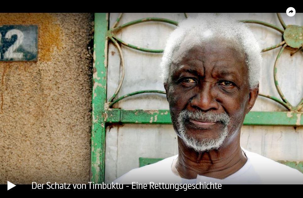Doku-Tipp: Der Schatz von Timbuktu - Eine Rettungsgeschichte (ARTE)