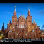 Doku-Tipp: Die große Literatour - Joseph Roths Russland (ARTE)
