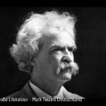 Doku-Tipp: Die große Literatour - Mark Twains Deutschland (ARTE)