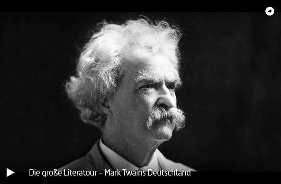 ARTE-Doku: Die große Literatour - Mark Twains Deutschland