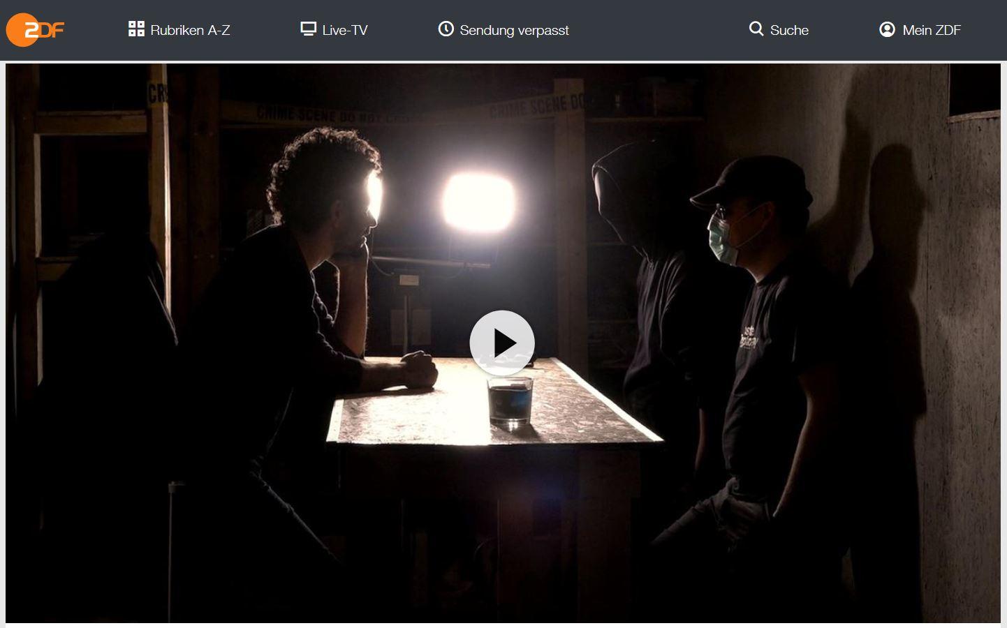 ZDF-Doku: Digitale Unterwelt - In den Tiefen des Darknets