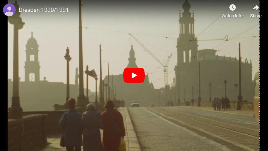 Dresden 1990/1991 // Doku-Empfehlung von Wenke Bönisch