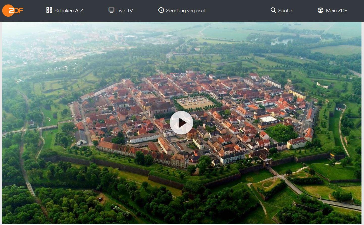 ZDF-Doku: Festungen für den Sonnenkönig - Das Vermächtnis des Marquis de Vauban