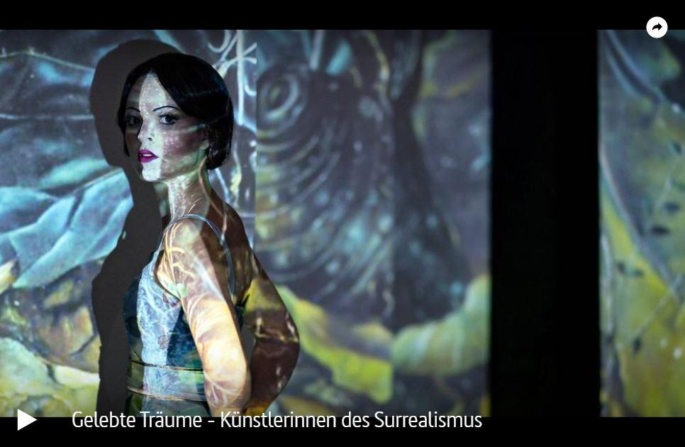 ARTE-Doku: Gelebte Träume - Künstlerinnen des Surrealismus