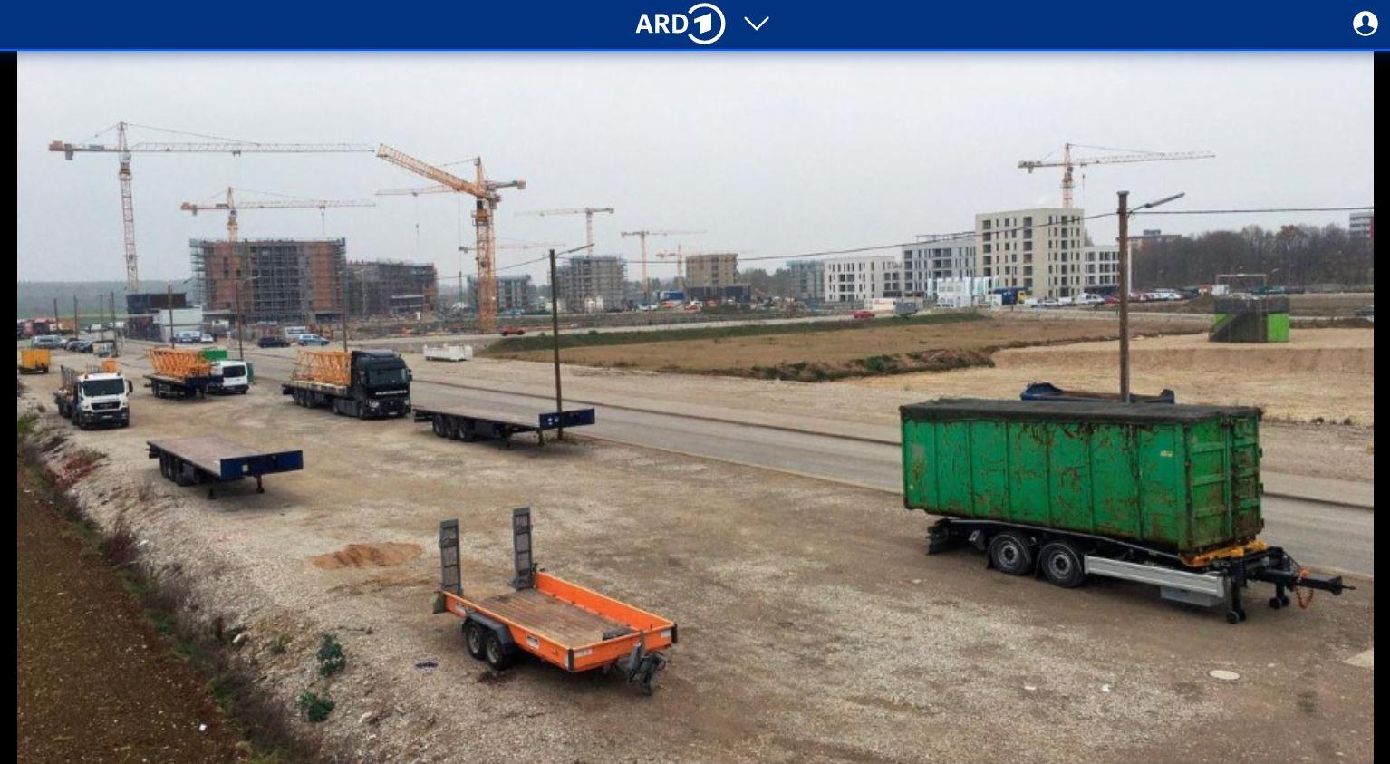 ARD-Doku: Goldgrube Bauland - Das große Geschäft mit Grund und Boden