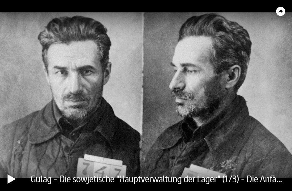 ARTE-Doku: Gulag - Die sowjetische »Hauptverwaltung der Lager« (3 Teile)
