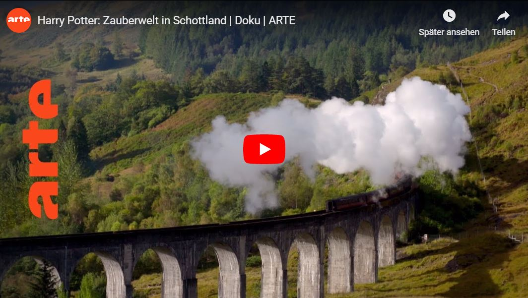 ARTE-Doku: Harry Potter - Zauberwelt in Schottland