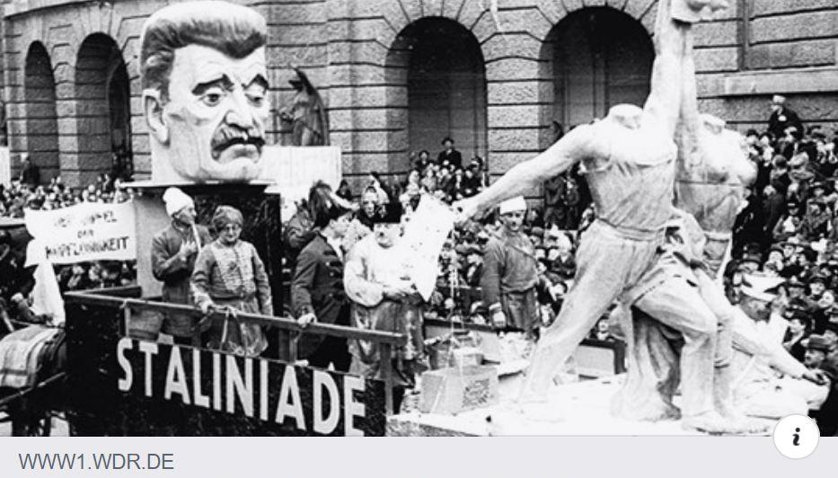 WDR: Heil Hitler und Alaaf! Karneval in der NS-Zeit // Doku-Empfehlung von Kerstin Herbert