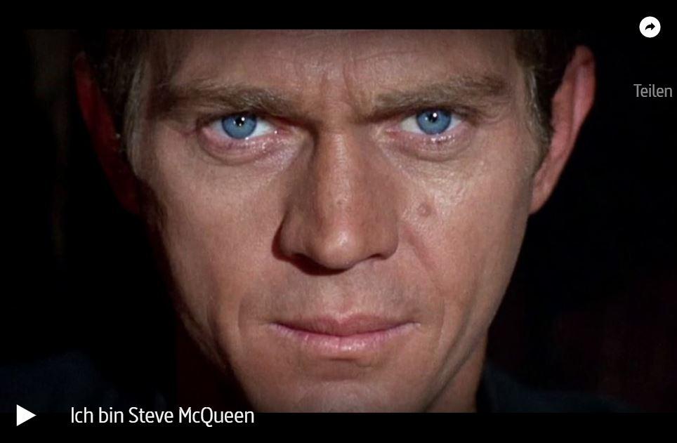 ARTE-Doku: Ich bin Steve McQueen
