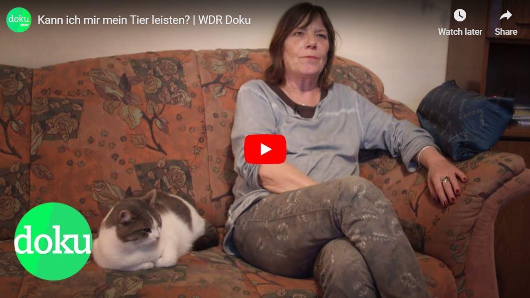 WDR-Doku: Kann ich mir mein Tier leisten?