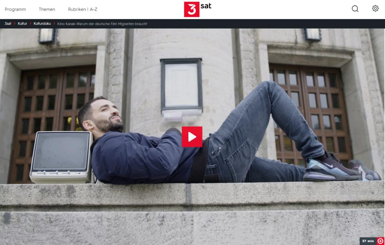 3sat-Doku: Kino Kanak - Warum der deutsche Film Migranten braucht