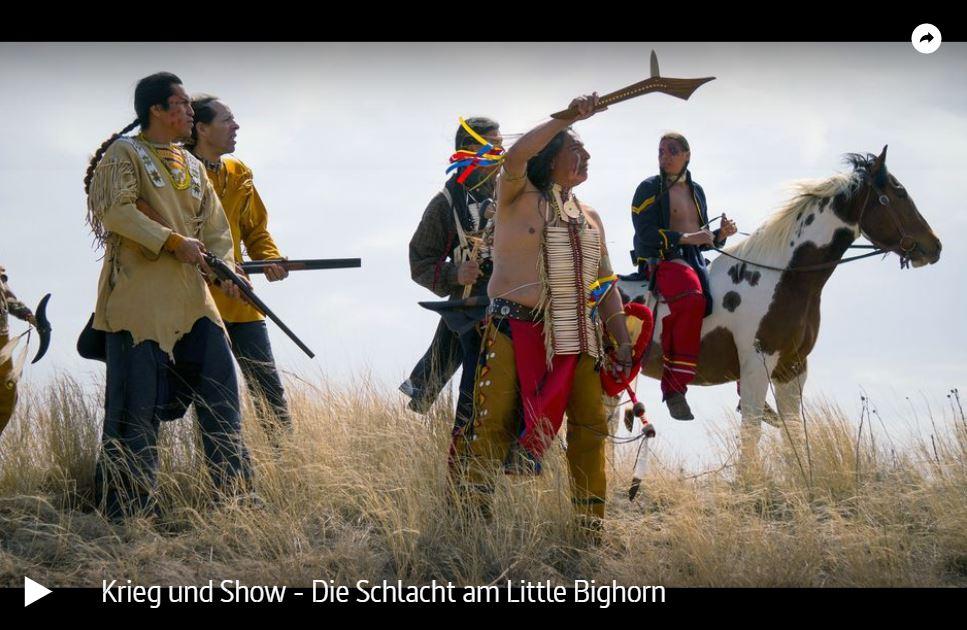 ARTE-Doku: Krieg und Show - Die Schlacht am Little Bighorn