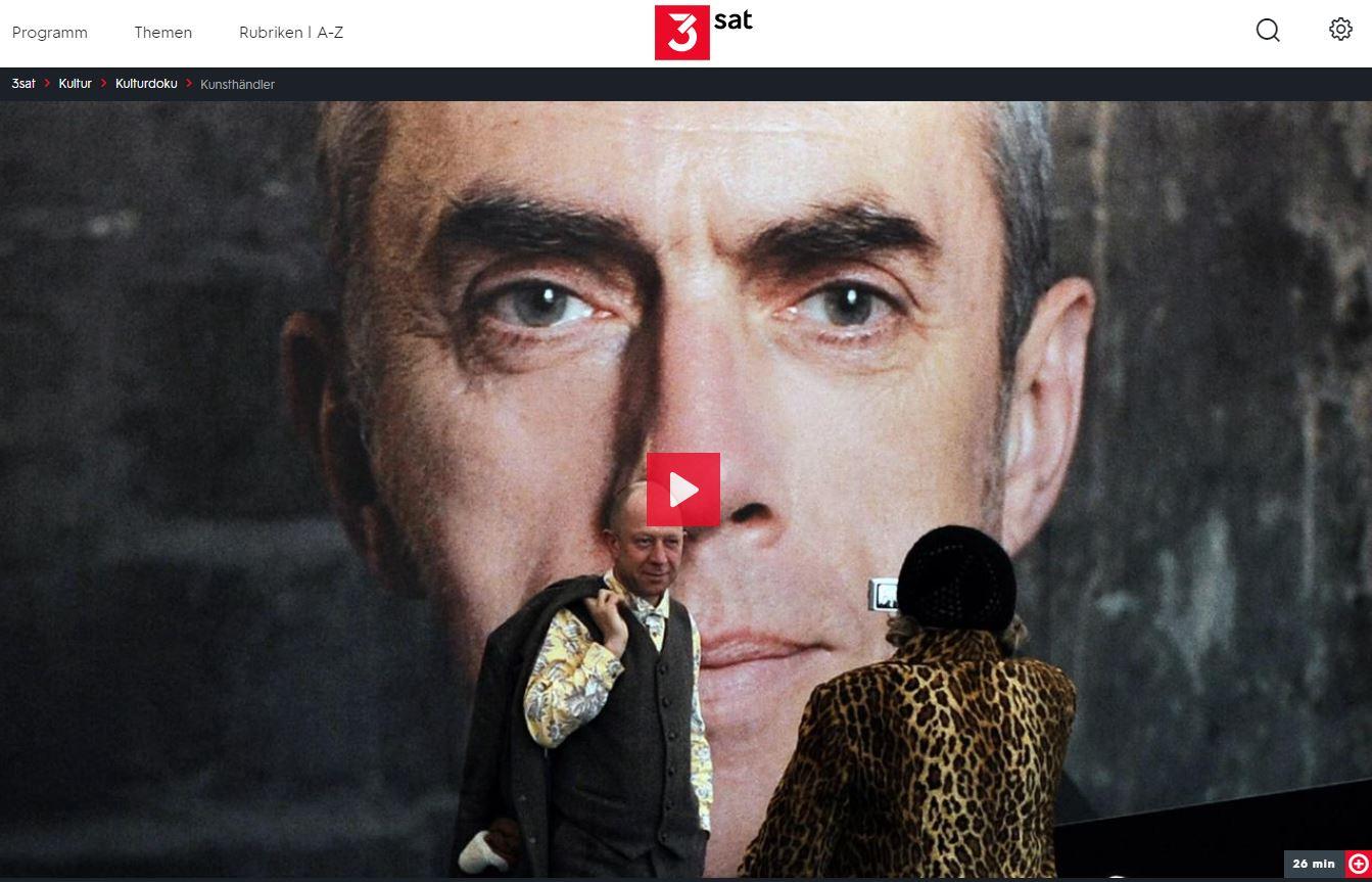 3sat-Doku: Kunsthändler