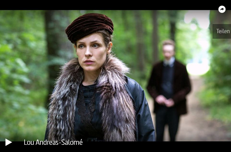 Film-Tipp: Lou Andreas-Salomé (ARTE)