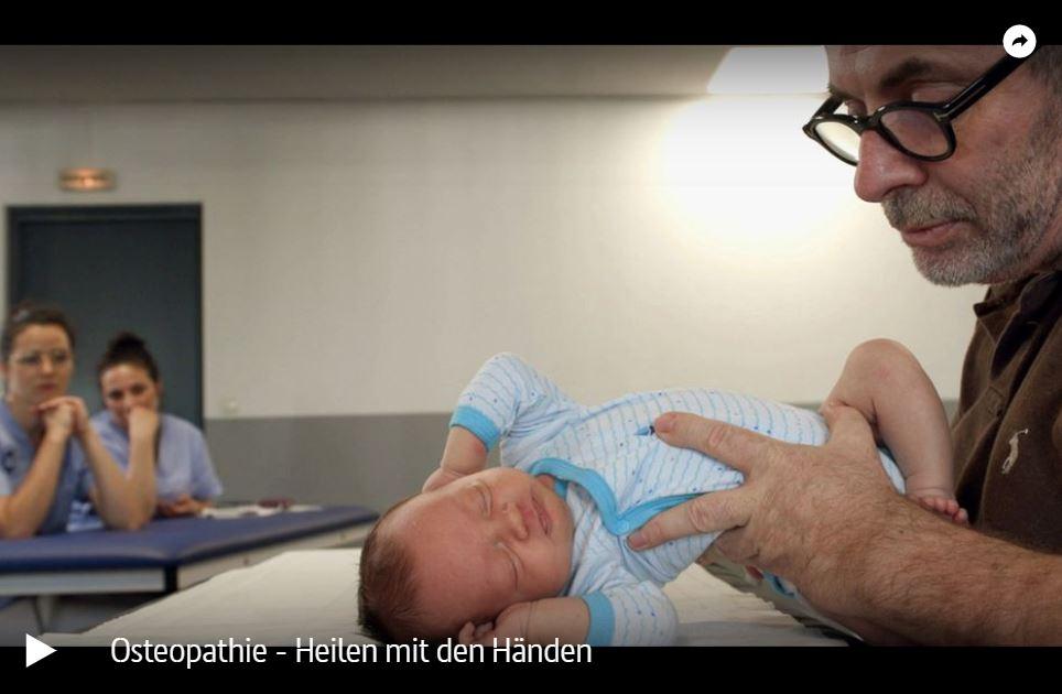 ARTE-Doku: Osteopathie - Heilen mit den Händen