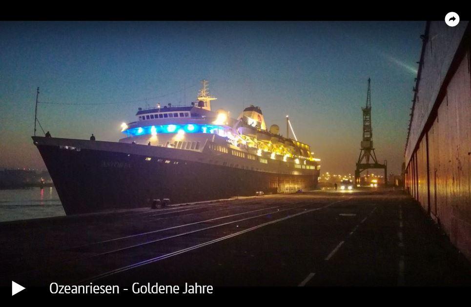ARTE-Doku: Ozeanriesen - Goldene Jahre