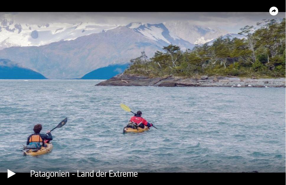 ARTE-Doku: Patagonien - Land der Extreme
