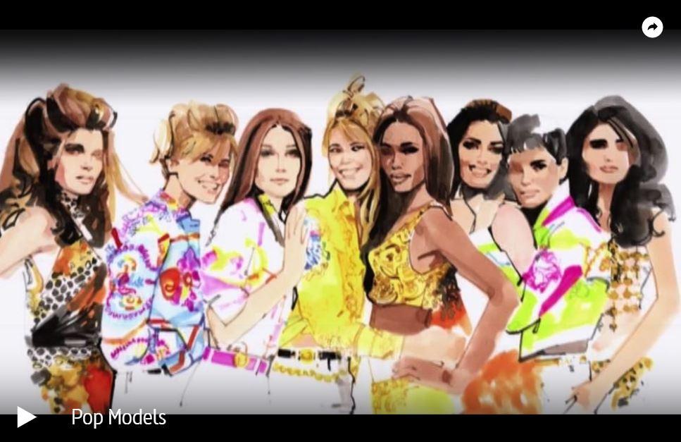 ARTE-Doku: Pop Models