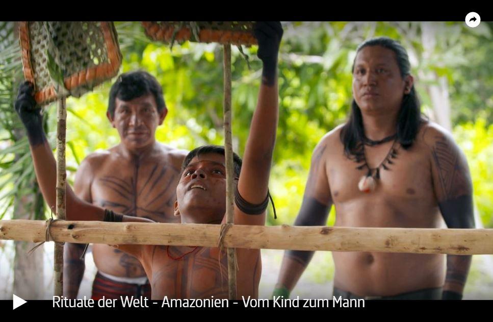 ARTE-Dokureihe: Rituale der Welt - Kulturelle Zeremonien entdecken (15 Teile)