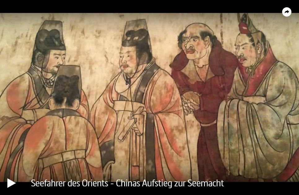 ARTE-Doku: Chinas Aufstieg zur Seemacht