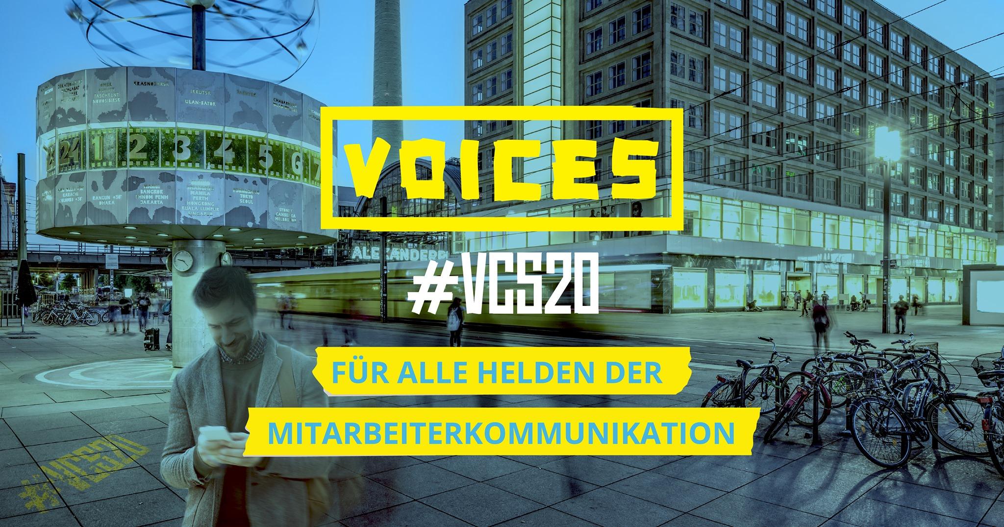 VOICES Konferenz 2020