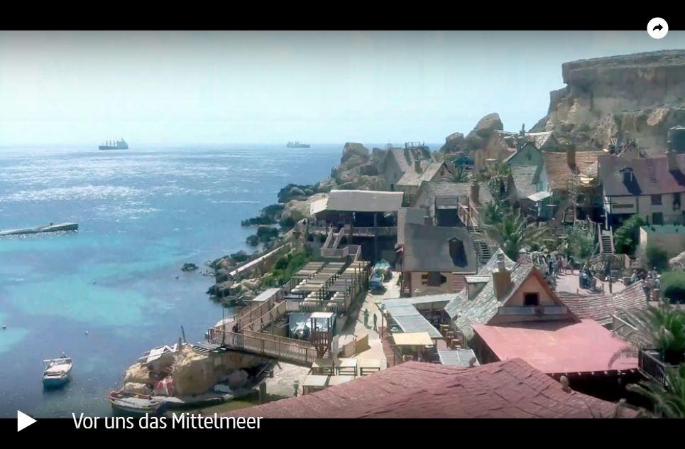 ARTE-Doku: Vor uns das Mittelmeer