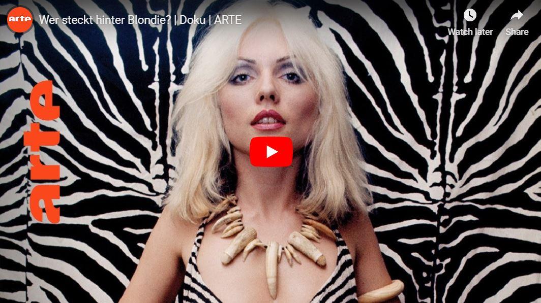 ARTE-Doku: Debbie Harry - Atomic Blondie