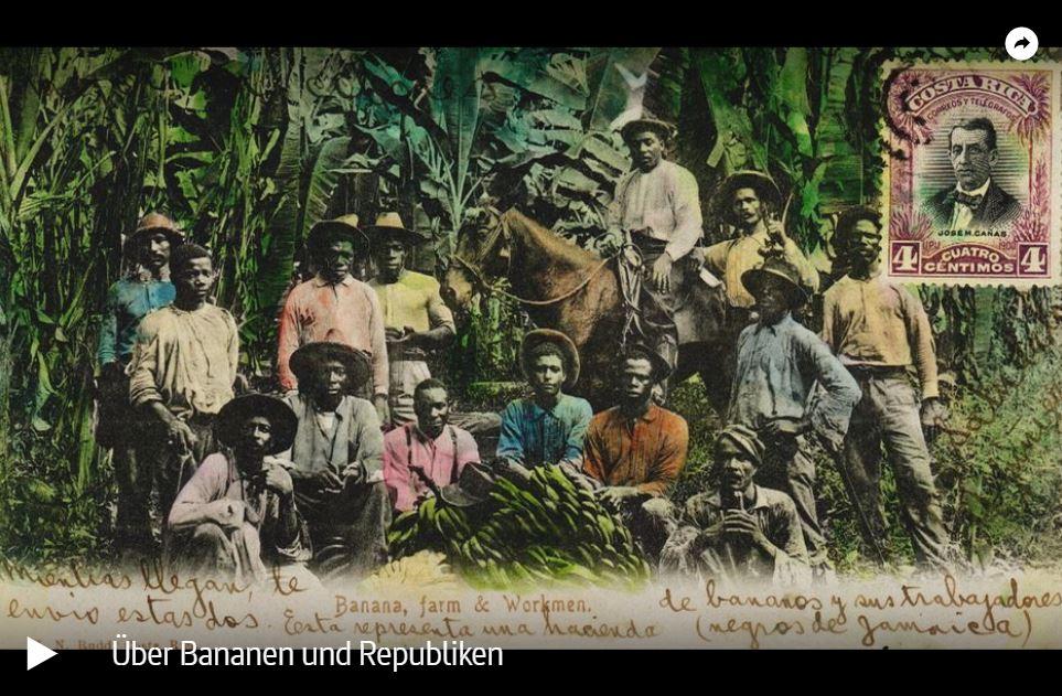 ARTE-Doku: Über Bananen und Republiken