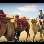 ARTE-Doku: Abenteuer Seidenstraße - Von Venedig nach Xi'an (15 Teile)