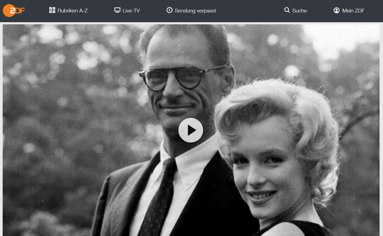 ZDF-Doku: Arthur Miller - zum 100. Geburtstag