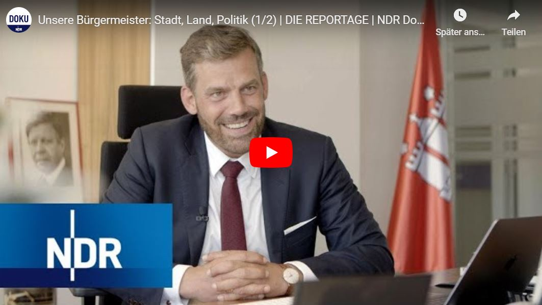 NDR-Doku: Unsere Bürgermeister (2 Teile)