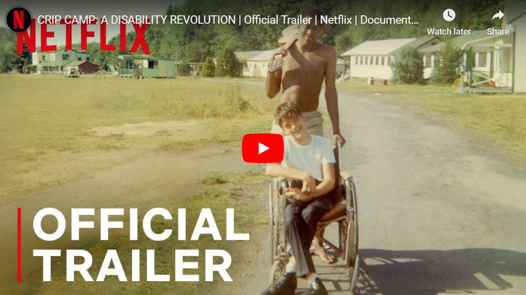 Netflix-Doku: Crip Camp - A Disability Revolution