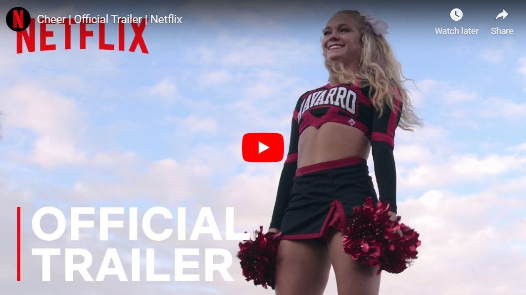 Netflix: Cheer // Doku-Empfehlung von Ina Steinbach-Lindemann