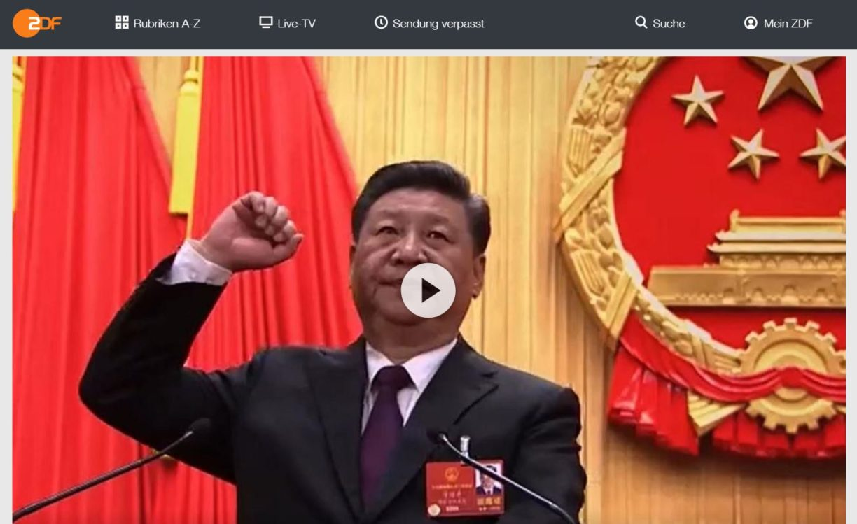 ZDF-Doku: China - Der entfesselte Riese (3 Teile)