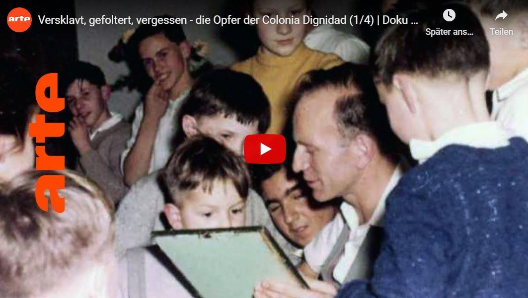 ARTE-Doku: Colonia Dignidad - Aus dem Innern einer deutschen Sekte (4 Teile)