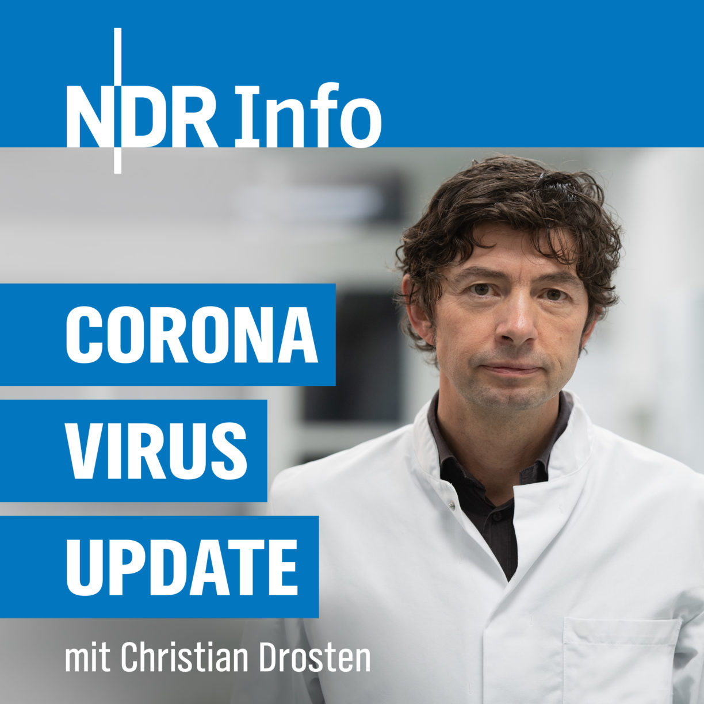 Unbedingte Empfehlung: #Coronavirus-Podcast mit Christian Drosten