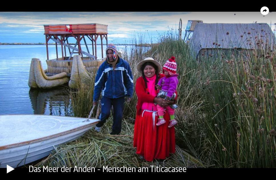 ARTE-Doku: Das Meer der Anden - Menschen am Titicacasee