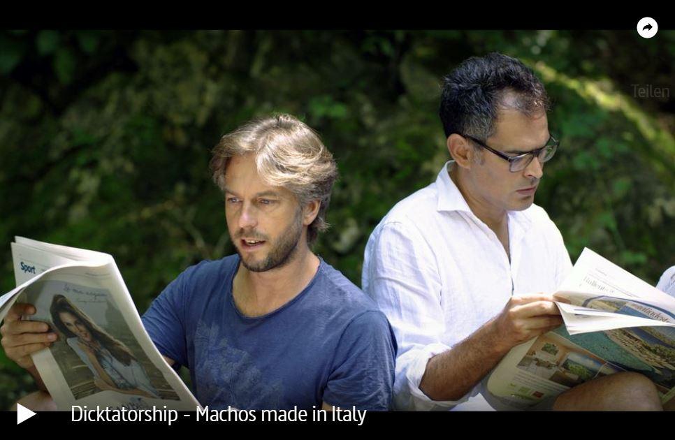 ARTE-Doku: Dicktatorship - Machos made in Italy