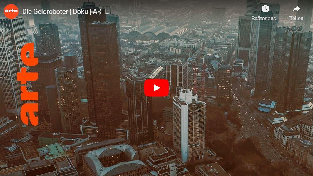 ARTE-Doku: Die Geldroboter