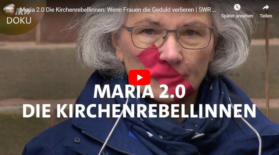 SWR-Doku: Die Kirchenrebellinnen - Wenn Frauen die Geduld verlieren