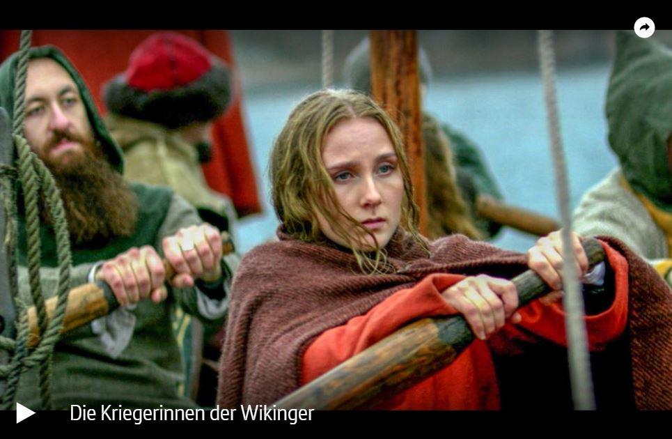 ARTE-Doku: Die Kriegerinnen der Wikinger