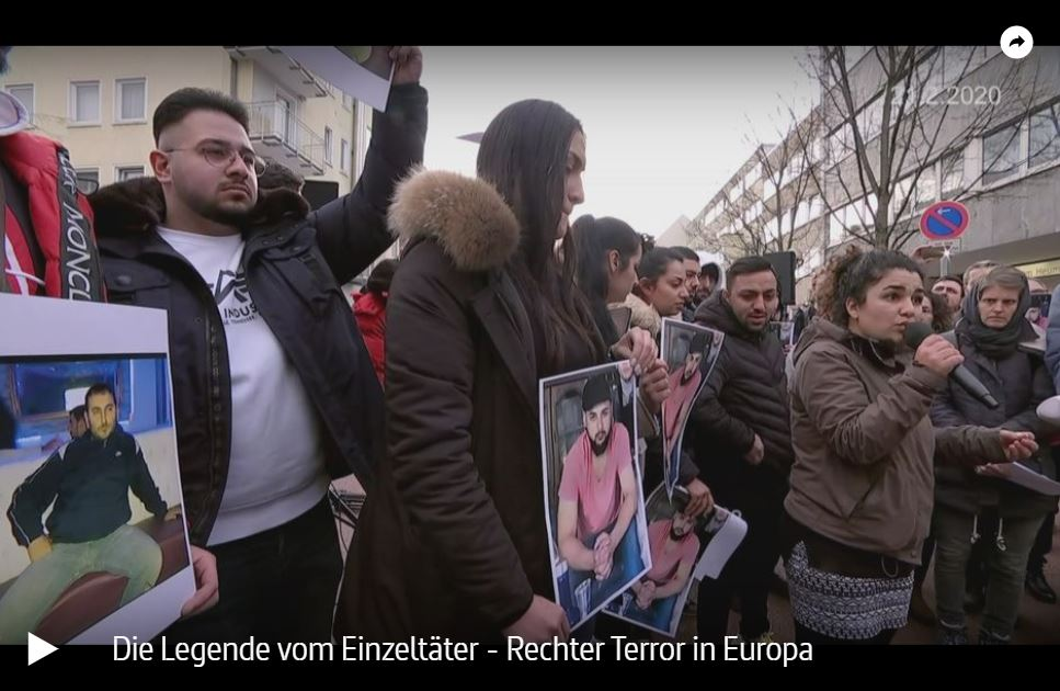 ARTE-Doku: Die Legende vom Einzeltäter - Rechter Terror in Europa