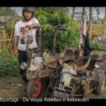 GEO Reportage: Die Vespa-Rebellen in Indonesien