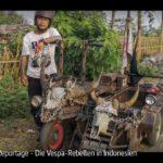 GEO Reportage: Die Vespa-Rebellen in Indonesien