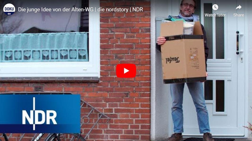 NDR-Doku: Die junge Idee von der Alten-WG